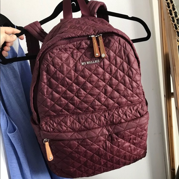 510ed26286 MZ WALLACE METRO QUILTED LARGE BACKPACK. M 5aca1aa12c705d94f3458b55